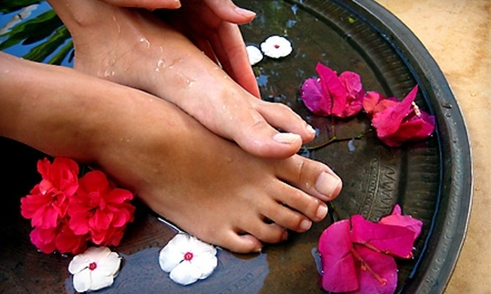SkinCare by Jennie - Lawrence: $12 for a Sole to Soul Foot-Spa Package at SkinCare by Jennie ($25 Value)