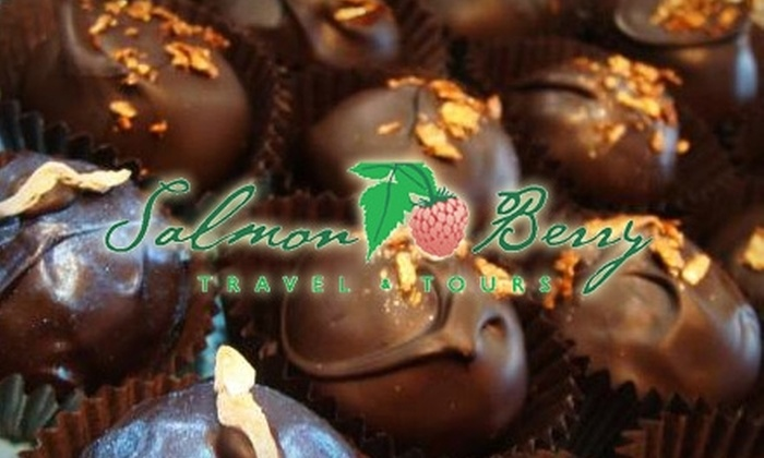 Salmon Berry Tours - Downtown: $24 for a Two-Hour Chocolate City Circuit Tour from Salmon Berry Tours ($49 Value)