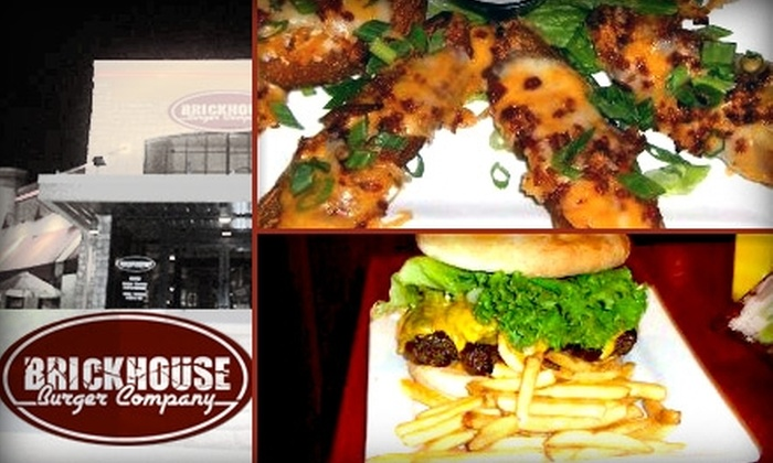 Brickhouse Burger Company - Decatur: $10 for $25 Worth of Sporting Fare at Brickhouse Burger Company