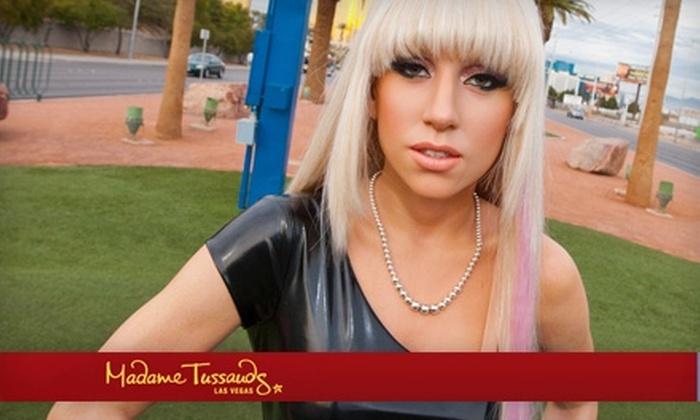 Madame Tussauds Las Vegas - The Strip: $12 Admission to Madame Tussauds Las Vegas (Up to $25 Value)
