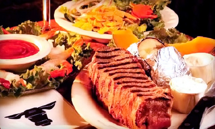 Charco Broiler Restaurant  - Fort Collins: Steak and Seafood for Dinner or American Fare for Lunch and Breakfast at Charco Broiler Restaurant in Fort Collins