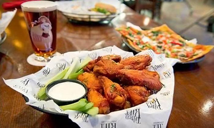 Tilted Kilt Pub & Eatery - Orlando: $10 for $20 Worth of Pub Fare and Drinks at Tilted Kilt Pub & Eatery