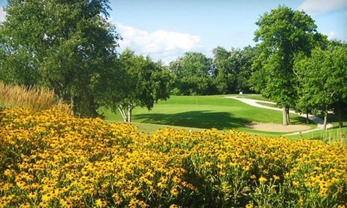 Kettle Moraine Golf Club - Milwaukee: $65 for a Golf Package with Two 18-Hole Rounds at Kettle Moraine Golf Club in Dousman (Up to $131 Value)