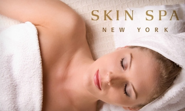 Skin Spa - Multiple Locations: $99 for Three Skin Services at Skin Spa (Up to $210 Value)