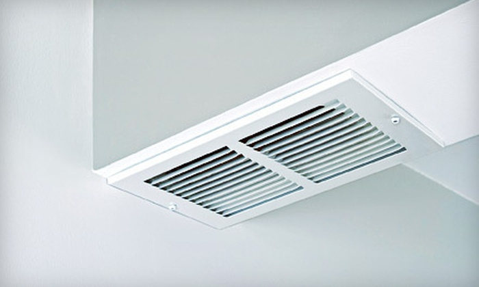 A-1 Restoration - Downtown Oklahoma City: $69 for an Air-Duct Cleaning for Eight Vents with Free Mold Estimate from A-1 Restoration ($209 Value)
