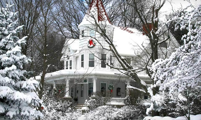 Kingsley House  - Fennville: Two-Night Stay for Two with Dining Voucher at Kingsley House in Michigan