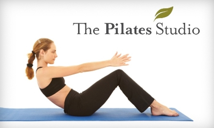 The Pilates Studio - Burlington: $69 for 10 Mat, Jump Board, or Rebounder Pilates Classes at The Pilates Studio in Burlington