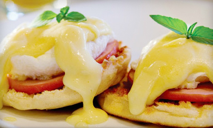 Tom Sawyer Restaurant & Pastry Shop - Boca Raton Hills: Homestyle Breakfast and Lunch Fare at Tom Sawyer Restaurant & Pastry Shop in Boca Raton. Two Options Available.
