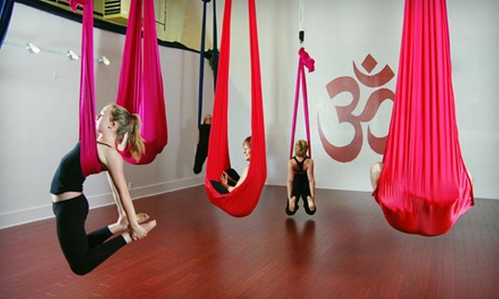 P3 Yoga & Athletic Training Studio - Pickering: $20 for Five Drop-In Classes at P3 Yoga & Athletic Training Studio in Pickering ($85 Value)