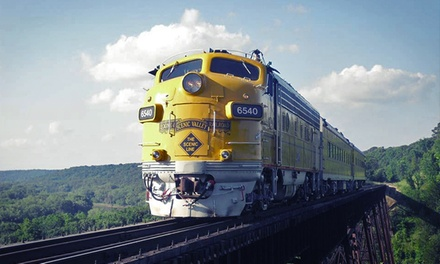 Train Ride and Museum Visit for Two or Four at Boone & Scenic Valley Railroad & Museum (Up to 47% Off)