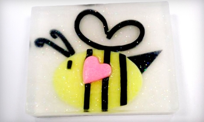 Milagros - Multiple Locations: $7 for $15 Worth of Handmade Bath and Body Products at Milagros