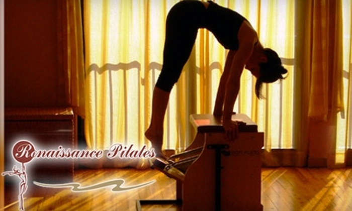 Renaissance Pilates - Hoboken: $84 for One Month of Unlimited Mat Pilates and Xtend Barre Classes ($169 Value), or $99 for Four Weeks of Pilates for Beginners ($220 Value) at Renaissance Pilates in Hoboken