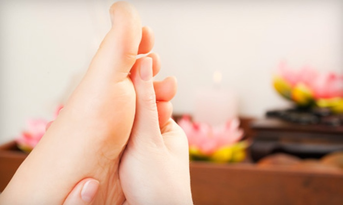 Cove Wellness - Village: $49 for a Hot-Stone-Reflexology Treatment at Cove Wellness in La Jolla ($98 Value)