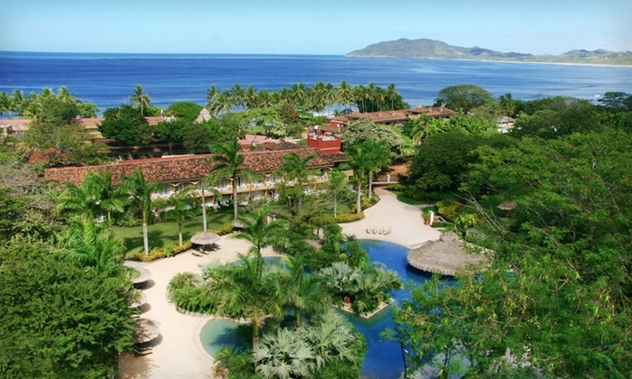 Tamarindo Diria Beach & Golf Resort - Tamarindo: Three- or Five-Night Stay for Two with Food and Beverage Credit at Tamarindo Diria Beach & Golf Resort in Costa Rica