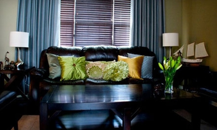 Your Space Our Design - St John's: $99 for $200 Towards Interior-Design Services from Your Space Our Design