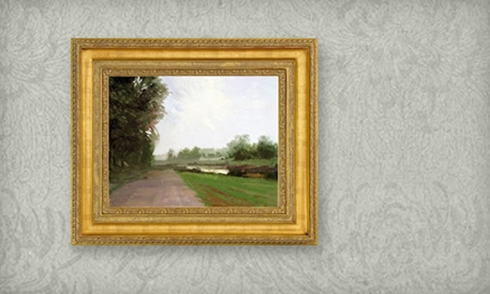 Quality Frames & Art - Austin: $50 for $100 Toward Custom Framing at Quality Frames & Art