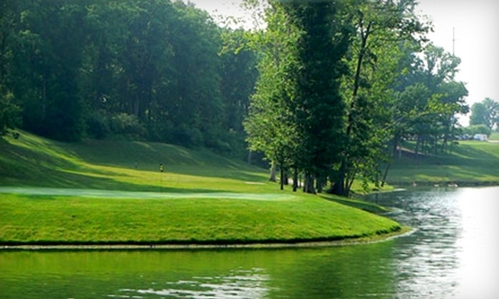 Stonebridge Golf Club - Maryville: $35 for 18 Holes of Golf for Two and a Cart at Stonebridge Golf Club in Maryville (Up to $70 Value)