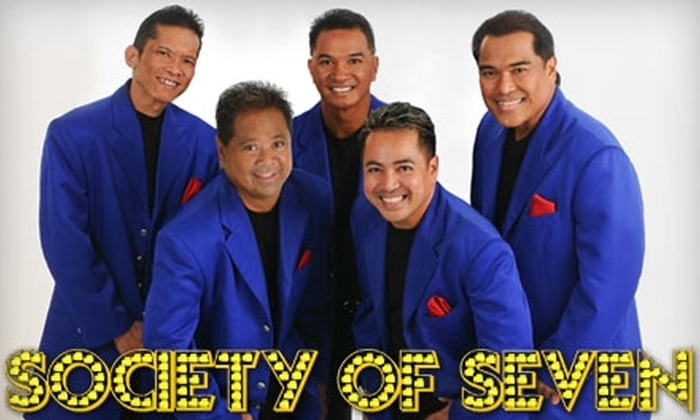 Society of Seven - Honolulu: $25 for a Ticket to a Society of Seven LV Show ($50 Value)