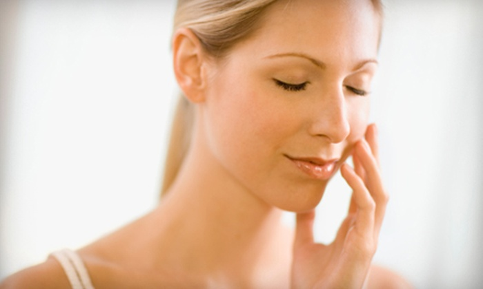 Elite Wellness Spa and Advanced Skincare - Woodward Park: $79 for Diamond Microdermabrasion and a Chemical Peel at Elite Wellness Spa and Advanced Skincare (Up to $275 Value)
