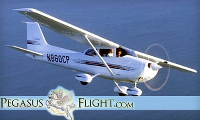 PegasusFlight.com - Linden: Flights from PegasusFlight.com. Choose from Four Options.