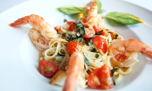 Catch 15: Seafood, Italian Cuisine, and Drinks at Catch 15 (Up to 55% Off)