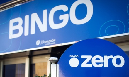 Cena, copas y noche de bingo para dos o cuatro personas en Bingo Punto Zero