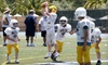 Norcal Youth Football Camps - Multiple Locations: $110 for Four Days of Football Day Camp, a Jersey, and a T-shirt at Norcal Youth Football Camps ($240 Value)