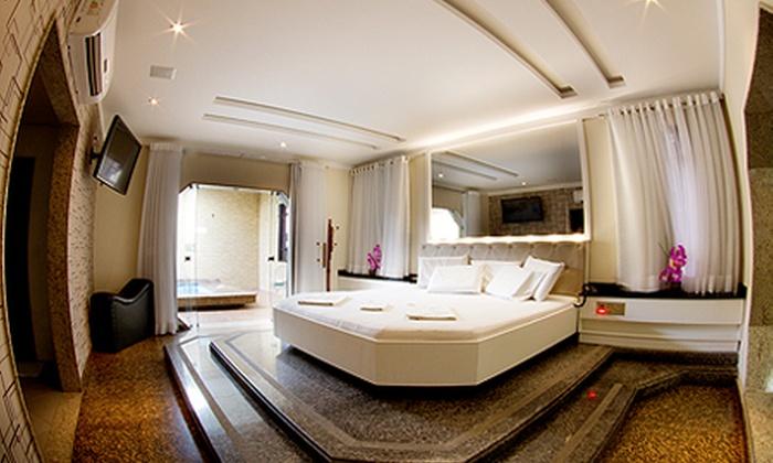 L'Amour Motel - Rio de Janeiro: L'Amour Motel – Realengo: período de 6h em apartamento luxo ou suíte presidencial + 4 cervejas, a partir de R$ 49,90