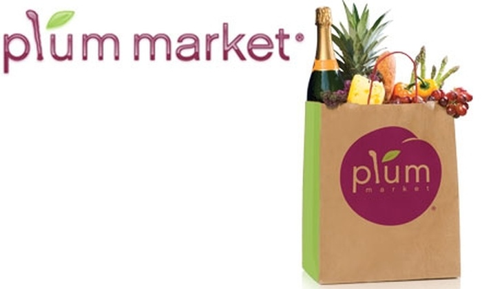 Plum Market - Multiple Locations: $15 for $30 Worth of Groceries at Plum Market. Choose from Three Locations.