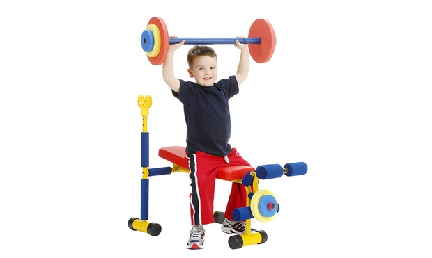 Wingo Kids Fitness Toys Groupon Goods