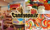 Candyopolis/National **DNR** - Multiple Locations: $10 for $25 Worth of Candy, Confections, and More at Candyopolis
