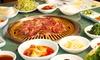 Barbecue coréen pour 2 ou 4, jusqu'à -61%