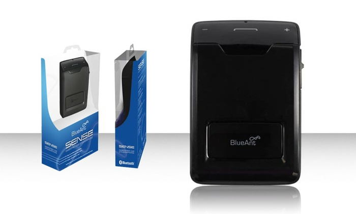 BlueAnt Sense Hands-Free Car Speakerphone: BlueAnt Sense Hands-Free Car Speakerphone. Free Shipping and Returns.
