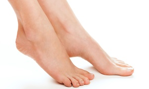 USA Natural Health Clinic: 3-Visit Laser Toenail Fungus Removal for One or Both Feet at USA Natural Health Clinic  (Up to 68% Off)