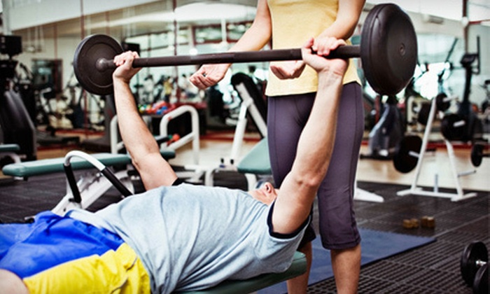 Club Fit 247 - The Meadows: $45 Toward Gym Access and Training