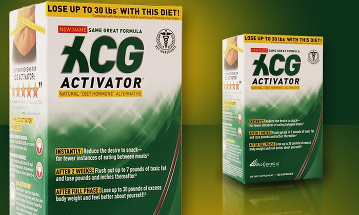 BioGenetics Labs XCG Activator Dietary Supplement: $24.99 for 120-Count Bottle of BioGenetics Labs XCG Activator Dietary Supplement ($79.99 List Price). Free Shipping.