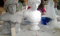 One or Four Classes of Classical Clay Sculpting at The Renaissance Atelier (Up to 66% Off)