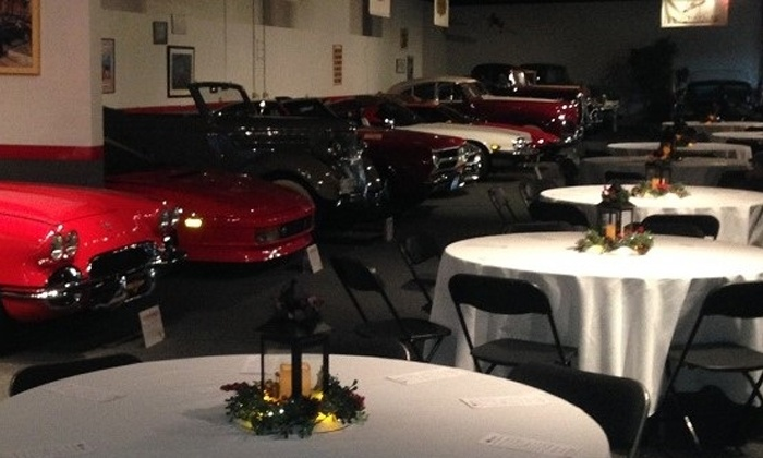 Wildaboutcarsgarage - Kirkland: Eight-Hour Venue Rental at Wild About Cars Garage (10% Off)