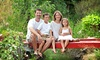 Photo Element Studio - Barths: Photo Shoot for Up to Five with Prints and Optional Holiday Cards at Photo Element Studio (Up to 81% Off)