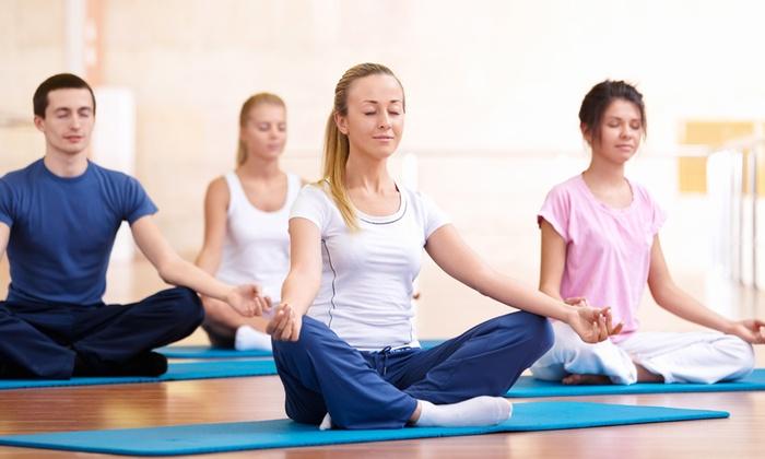 Illuminazione esterna yoga: yoga della lampada meditazione lampada