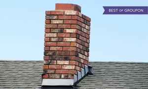 Atlanta Chimney Cleaning: Chimney Sweep and Inspection for a One- or Two-Chimney Home from Atlanta Chimney Cleaning (Up to 58% Off)
