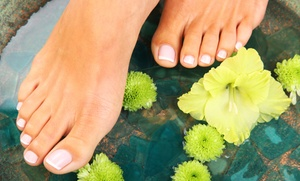 The Foot and Ankle Institute of San Francisco: Laser Nail-Fungus Removal for One or Two Feet at The Foot and Ankle Institute of San Francisco (Up to 74% Off)