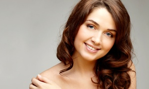 Haircut And Conditioning Treatment With Full Or Partial Color At Lisz Dom Salon (up To 56% Off)