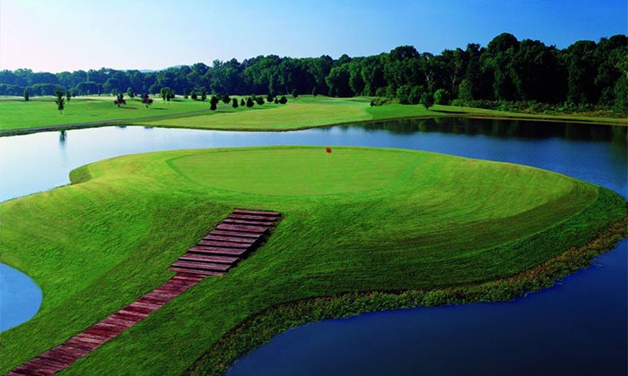 Forrest Crossing Golf Course - Forrest Crossing Golf Course: One-Month Membership to Forrest Crossing Golf Course from The Players Club Powered by GOLFZING (Up to 47% Off).