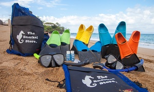The Snorkel Store: One Week of Gear Rental for One, Two, or Four at The Snorkel Store (Up to 58% Off)