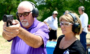 DFW Shooters Academy: Texas License to Carry Handgun Course at DFW Shooters Academy (65% Off)