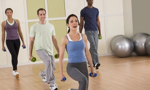 Unlimited Fitness: $109 for One Month of Unlimited Small-Group Fitness-Training Classes at Unlimited Fitness ($199 Value)