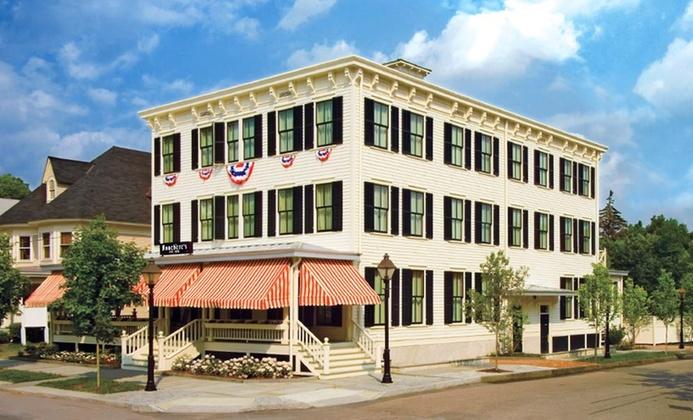 Luxurious Hotel in the Pocono Region