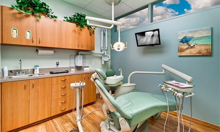$49 for Teeth Cleaning, Exam, and X-Ray at Homestead Dental ($405 Value)