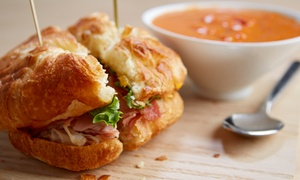 Luna's Kitchen: Cafe Fare for Breakfast, Lunch, or Carryout at Luna's Kitchen (Up to 47% Off)